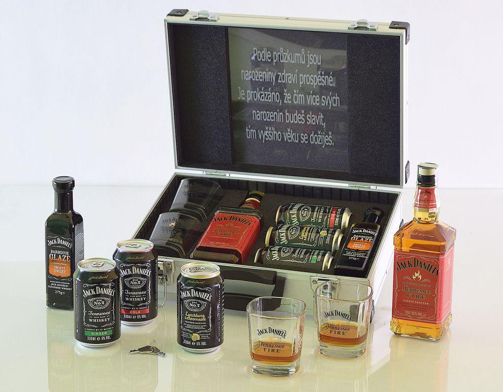 Jack Daniel's Fire AL Kufr Contraband