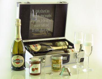 Martini Prosecco AL Kufr