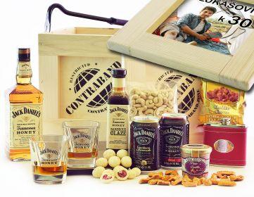 Jack Daniel's Honey Contraband