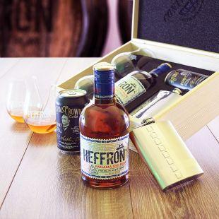 Dárkový koš Heffron Set Contraband dárek pro milovníka rumu