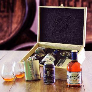 Heffron Set Contraband originální dárek pro muže