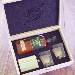 Dárkový koš Tullamore Dew Set Contraband dárek pro muže