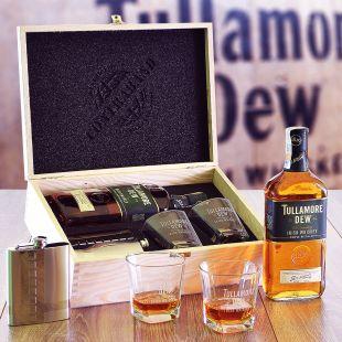 Tullamore Dew Set Contraband originální dárek pro muže
