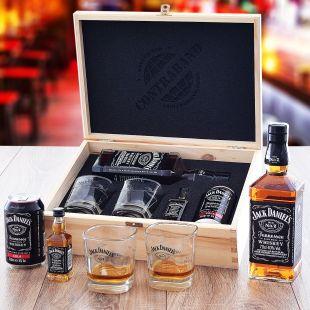 Jack Daniel's Set Contraband Originální dárek pro muže