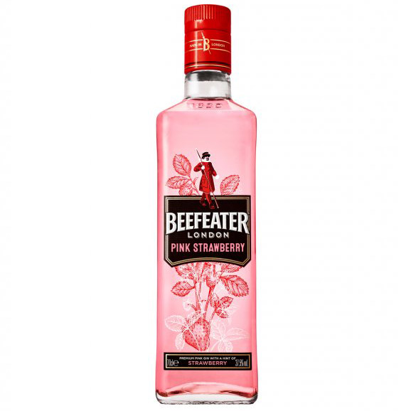 Gin Beefeater Pink Strawberry