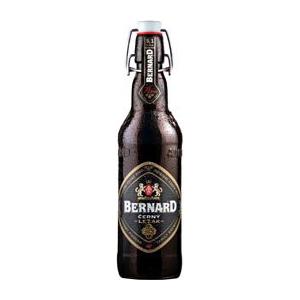 Pivo Bernard Černý Ležák