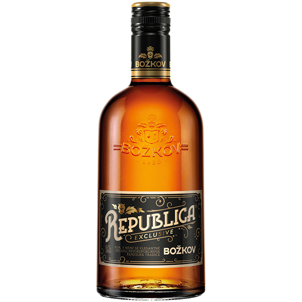 Rum Božkov Republica Exclusive
