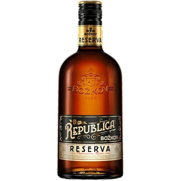 Rum Božkov Republica Reserva