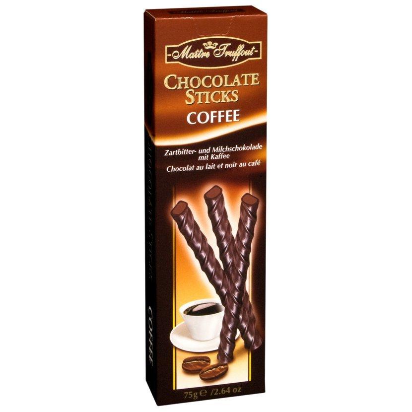 Čokoládové Tyčinky Coffee