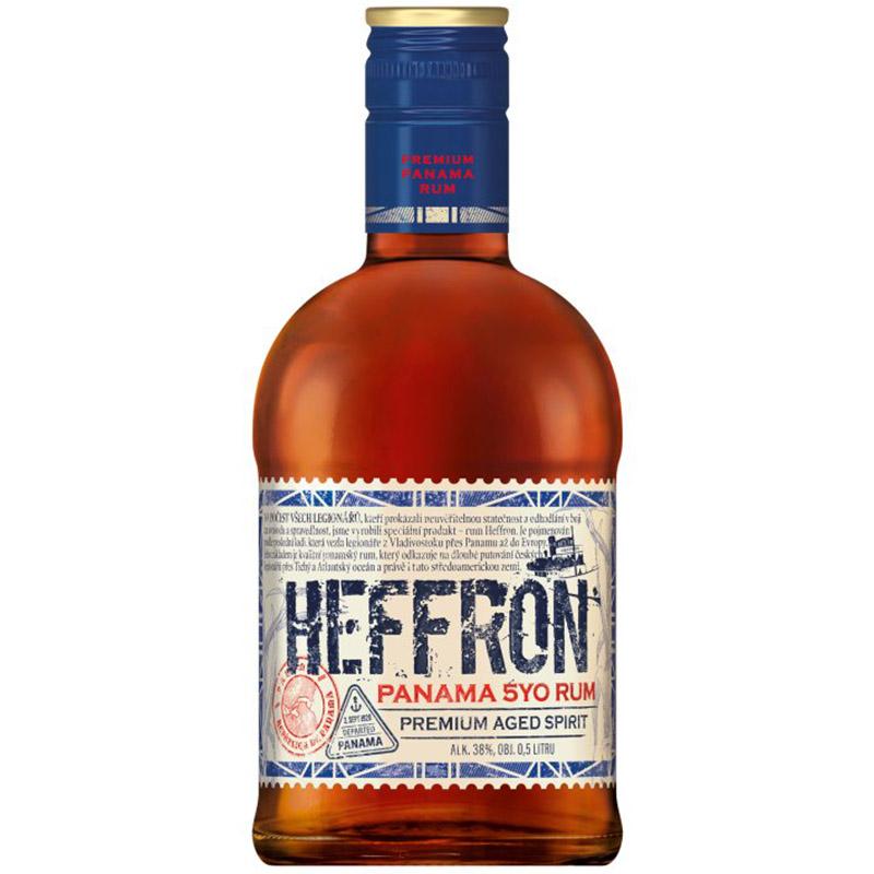Heffron rum