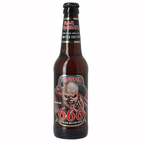 Iron Maiden Trooper 666