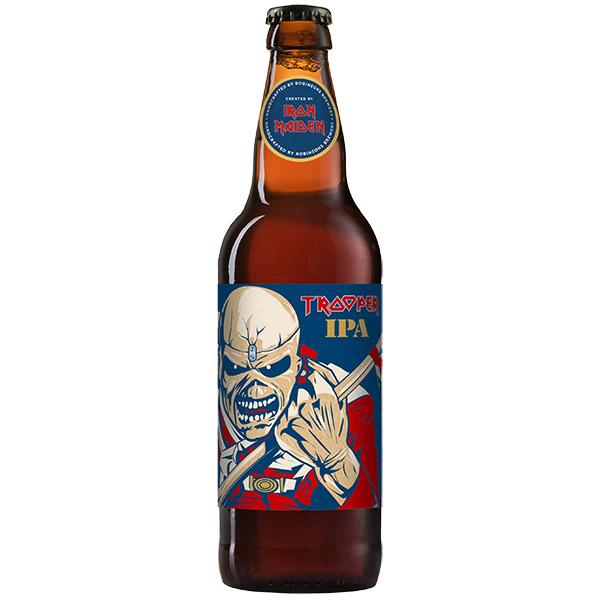 Iron Maiden Trooper IPA