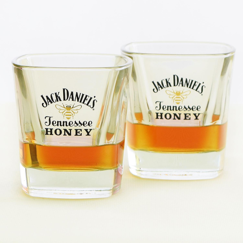 Skleničky na whisky Jack Daniel´s Honey