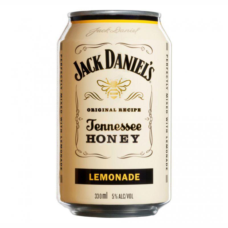 Jack Daniels Tennessee Honey Lemonade