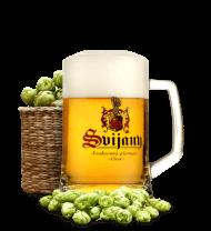 Sklenice na pivo Svijany
