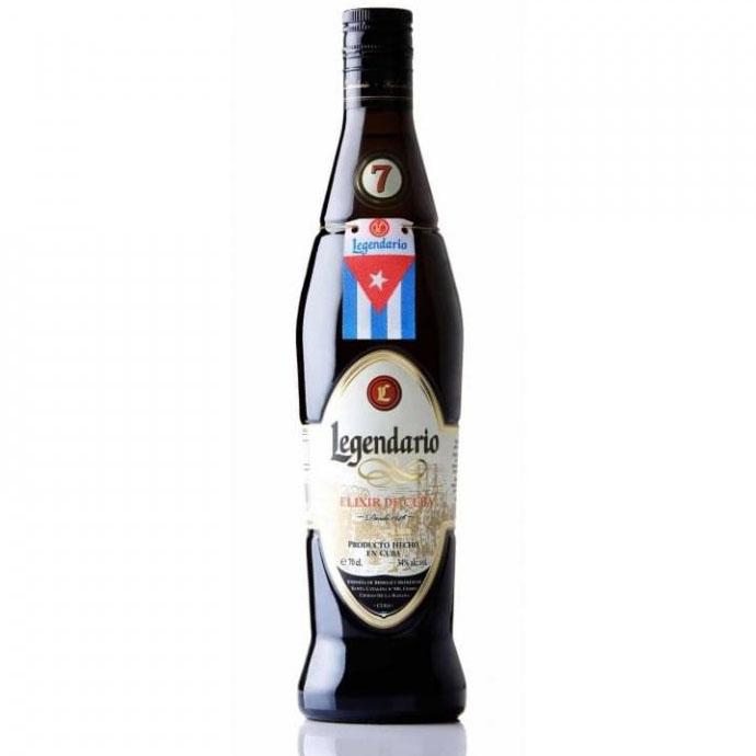 Rum Legendario Elixir de Cuba