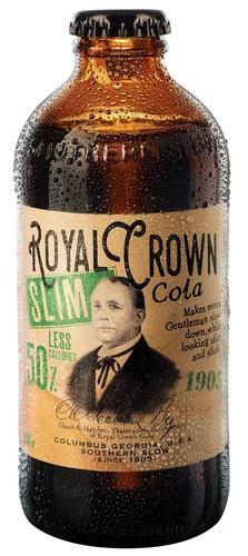 Royal Crown Slim Cola