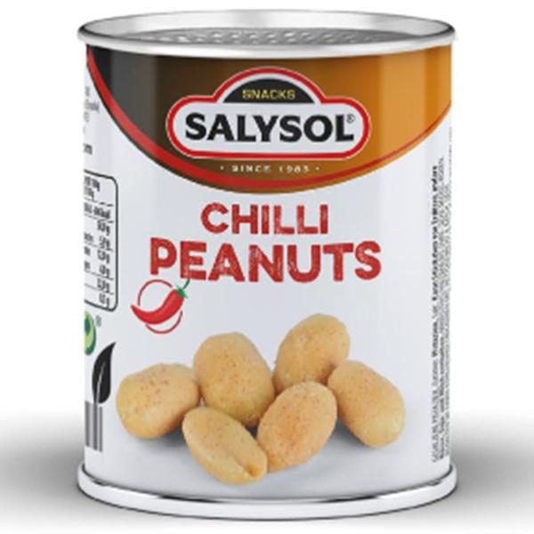 Salysol Chilli Peanuts