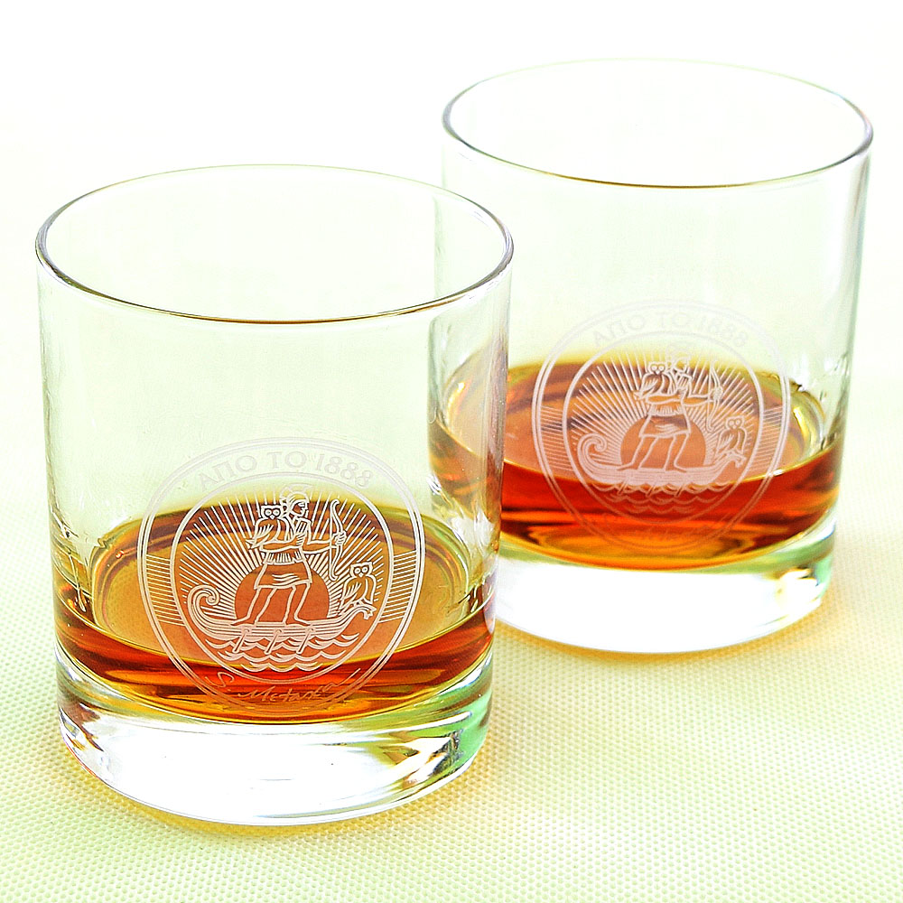 Metaxa Glasses