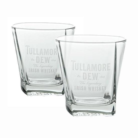 Skleničky na whisky Tullamore Dew