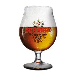 Sklenice na pivo Bernard