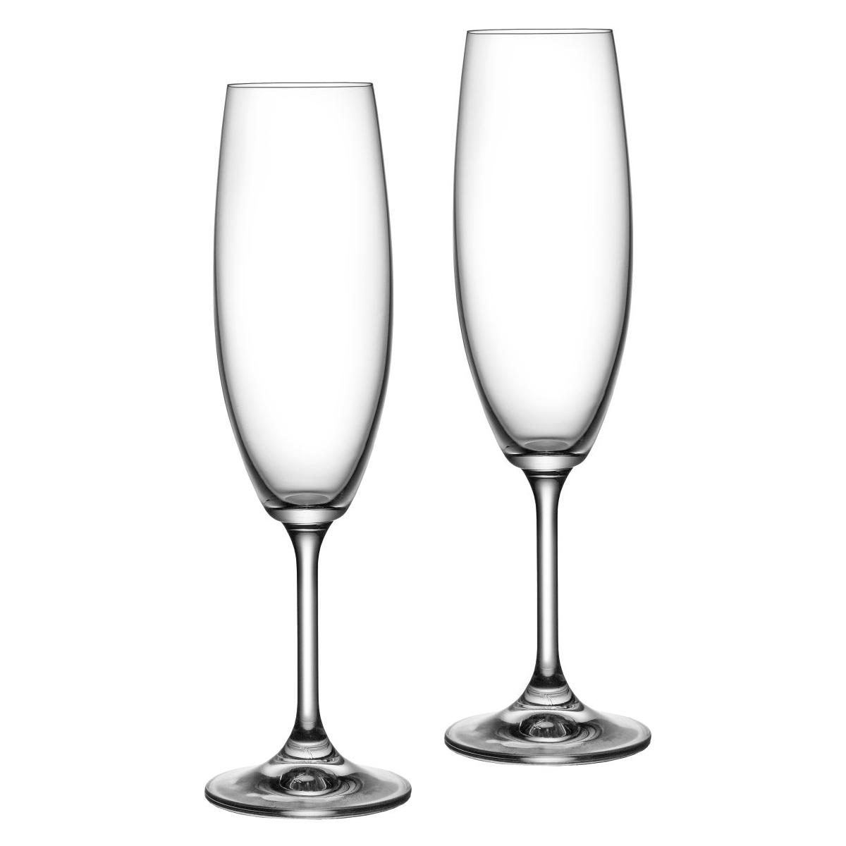 sklenička champagne