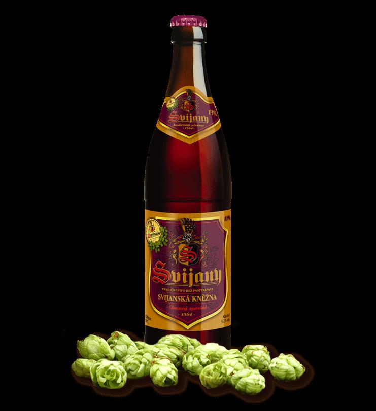 Pivo Svijanská Kněžna
