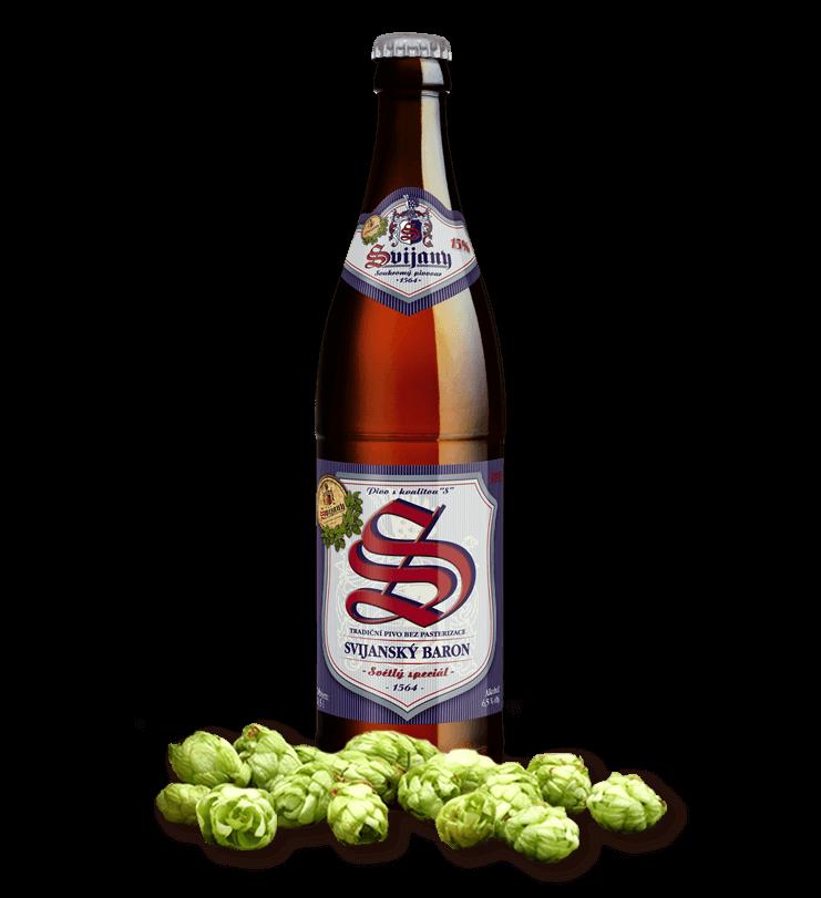 Pivo Svijanský Baron